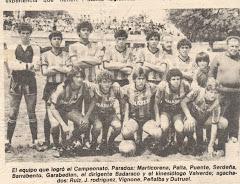 Cuarta - Año 1986