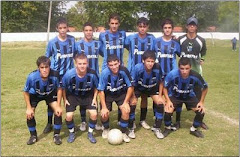 Sub 16 - Año 2009
