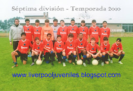 Séptima división - 2010