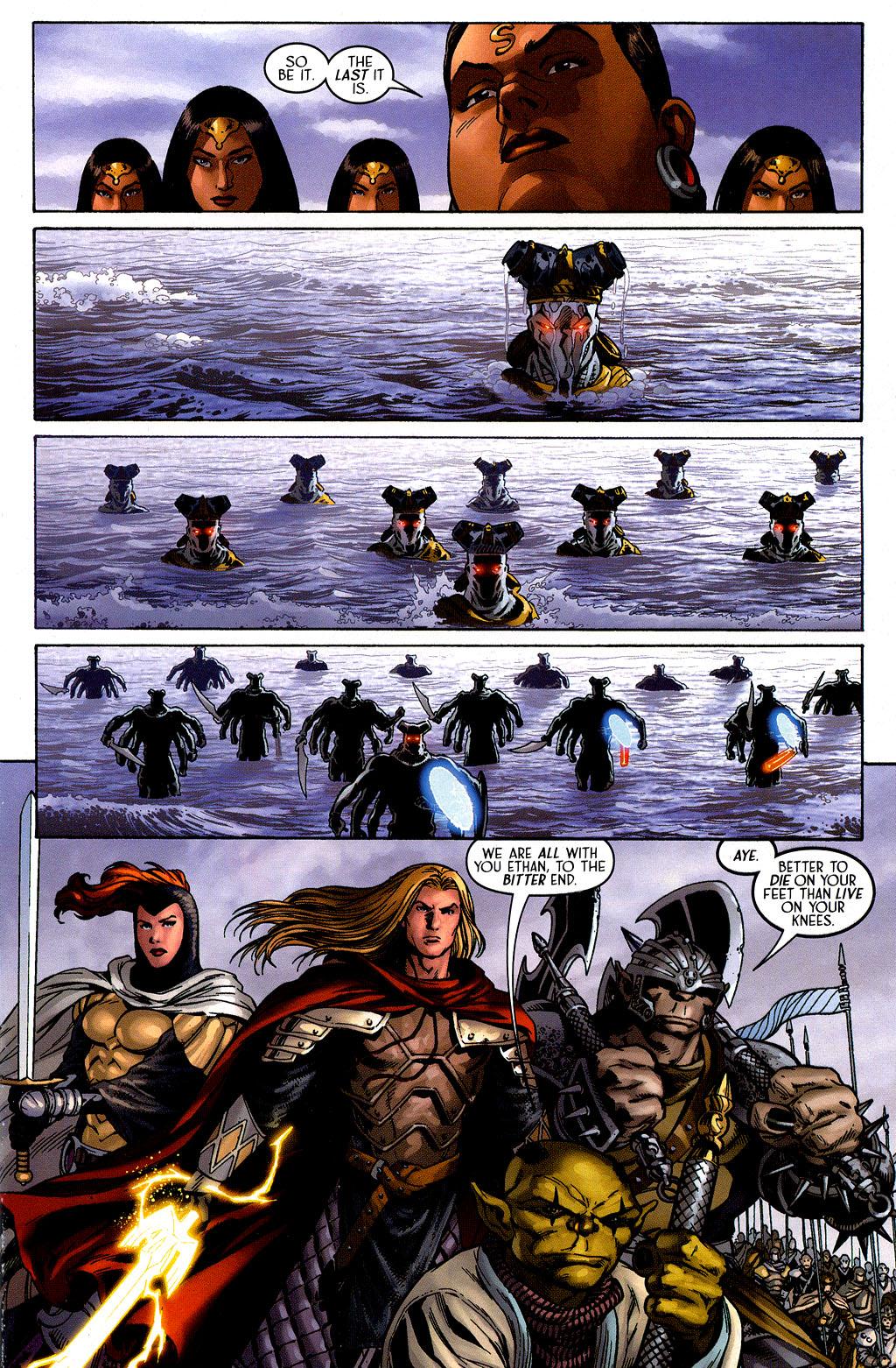 Read online Scion comic -  Issue #41 - 6