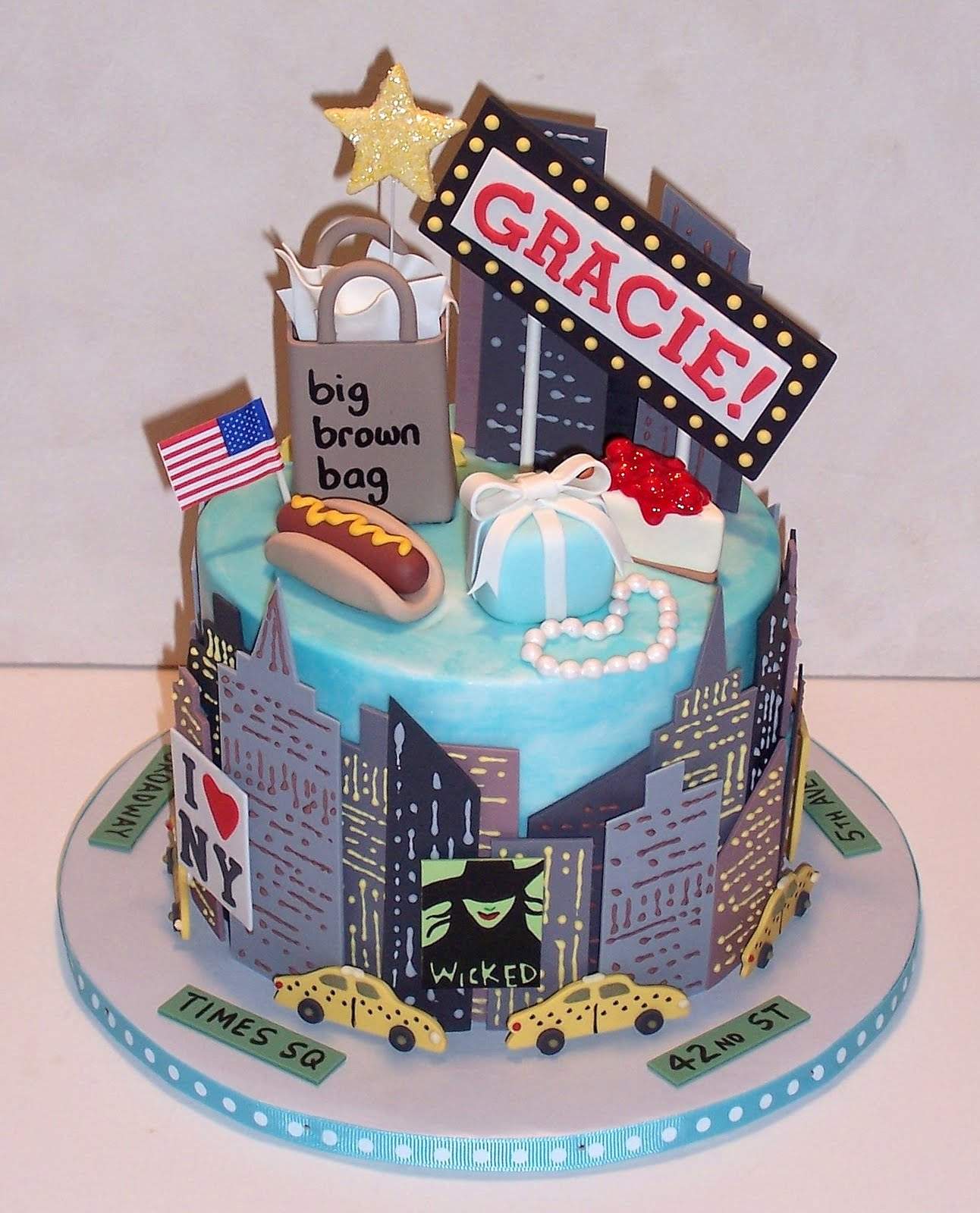 The Icing on the Cake Only in New York ~ 151857_Birthday Party Ideas Nyc