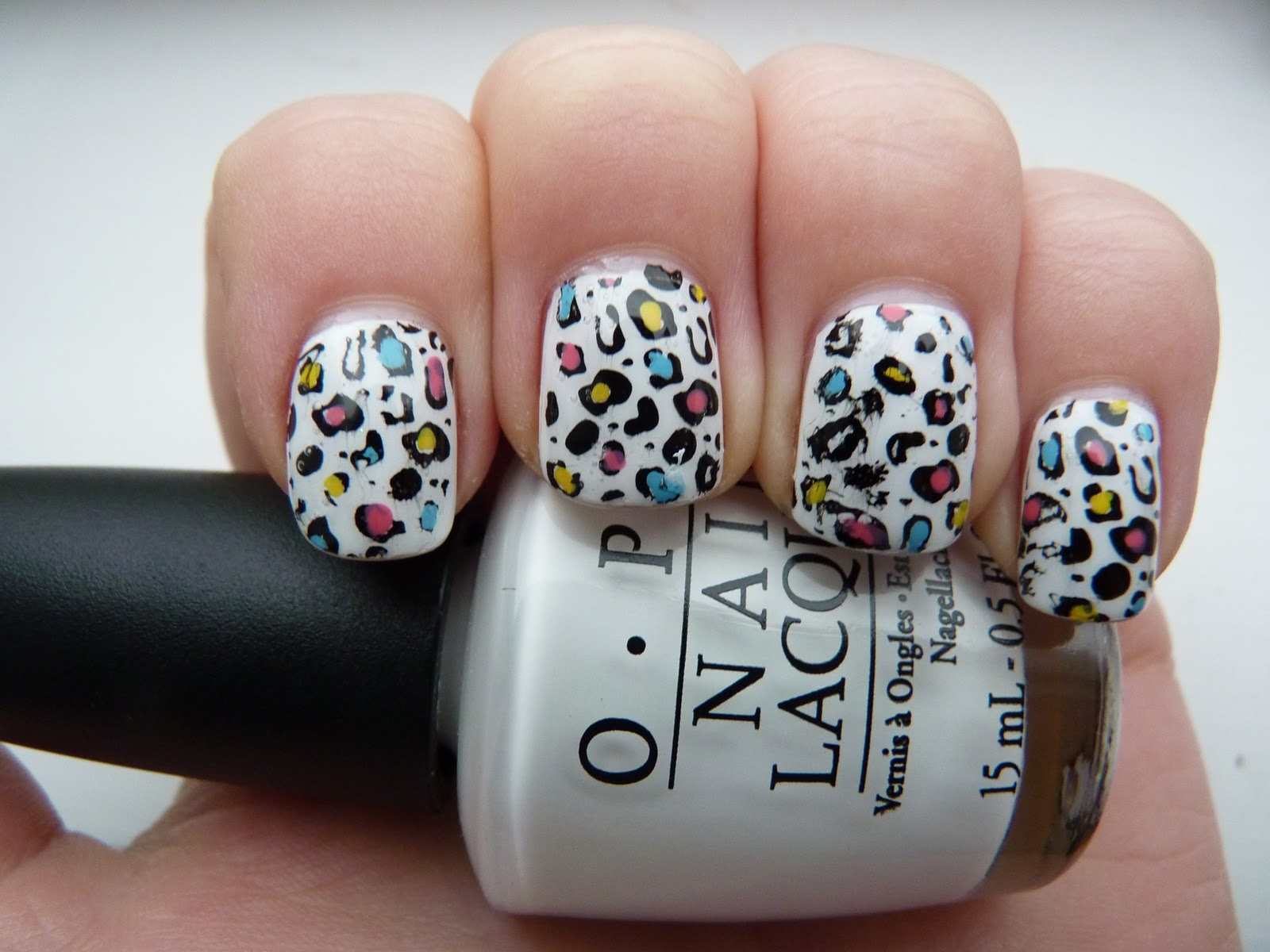 The Astonishing Easy zebra print nail designs Photograph