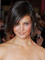 Katie Holmesshort hairstyle