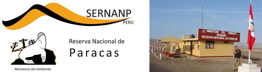 Reserva Nacional de Paracas - RNP