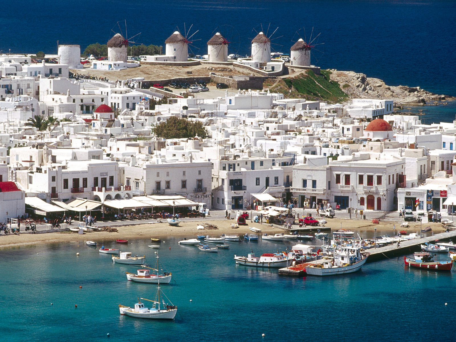 Lets go Mykonos island in Greece ~ Europe Travel Blog