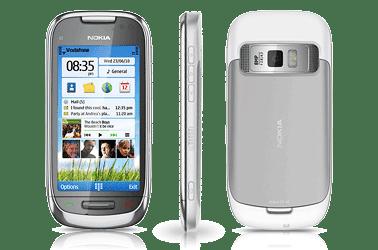 Vodafone Nokia C7 Sale