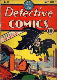 Top 10 revistas em quadrinhos mais caras do mundo Detective-