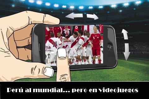 Perú al Mundial... pero en videojuegos