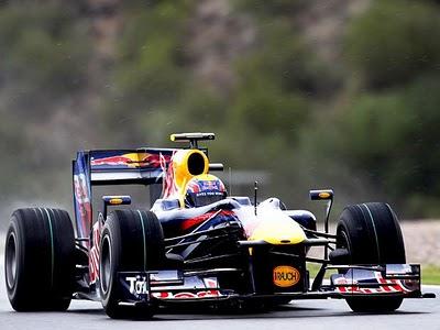 Equipe Red Bull de Formula 1 2010 - paddockinfo.blogspot.com