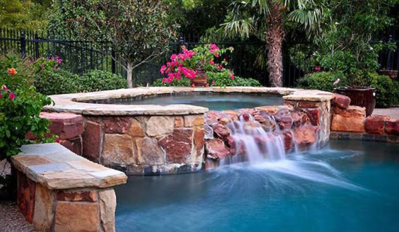 Tropical dream pools - What do dreams about swimming pools mean ...