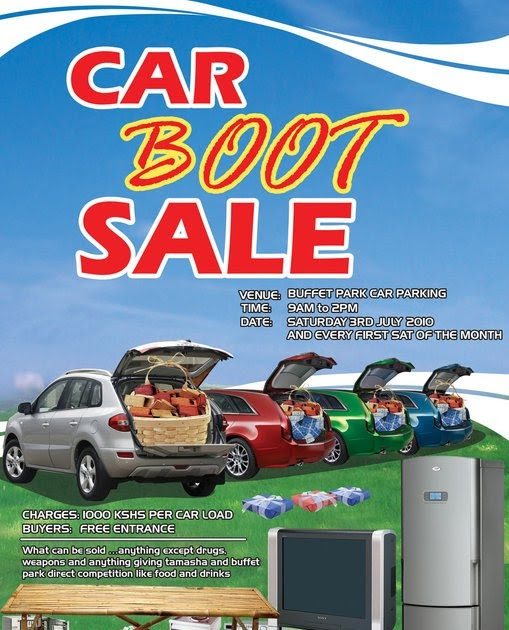 Ware Car Boot Sale