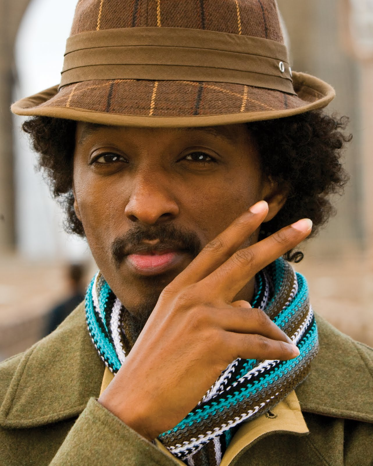 Hot Secrets: K'NAAN'S TRIP TO KIBERA ON CANADIAN TV
