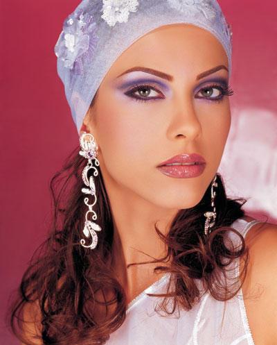 arabic makeup photos. Beautiful Arabic Makeup Photos