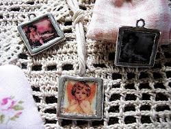 Vintage riipuksia...