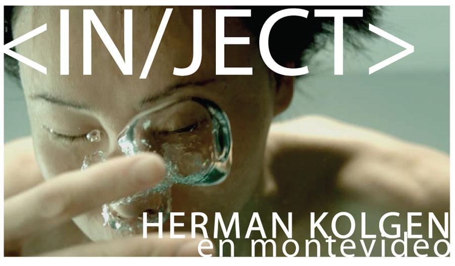 HERMAN KOLGEN EN MONTEVIDEO