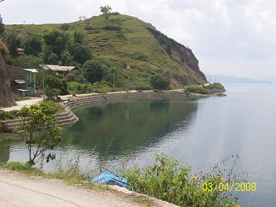 Lumban Silintong Beach