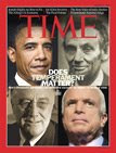 obama, mccain, temperament, personality, time magazine