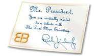 rush limbaugh, invitation, debate, president obama