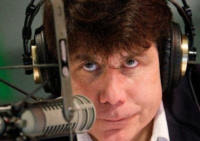 Rod Blagojevich radio