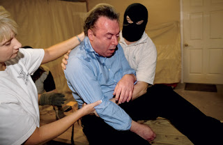 waterboarding, torture, volunteer, christopher hitchens, vanity fair