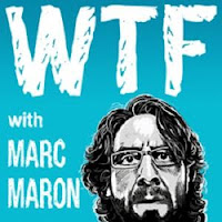 marc maron, wtf, comedy, podcast