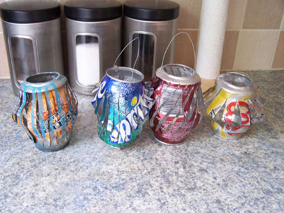 Movie reviews things you can make and do with cans for Things made out of tin cans