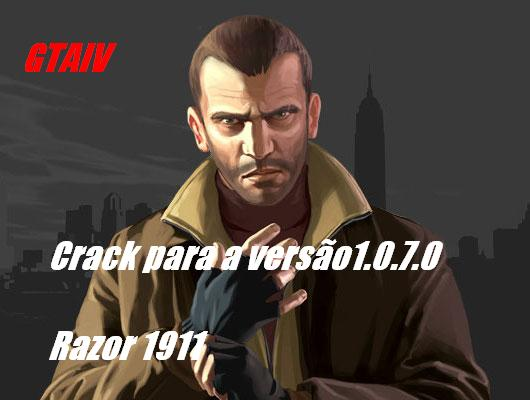 13 Jan 2012CRACK GTA 4 PATCH 1.0.7.0 LAST PATCH 2 Links if one broken have