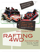 Rafting & 4WD Poster