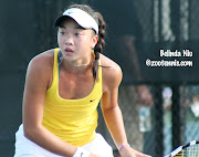 Qualifiers Clayton and Niu Take Down Seeds in Opening Round of Girls 18s at .