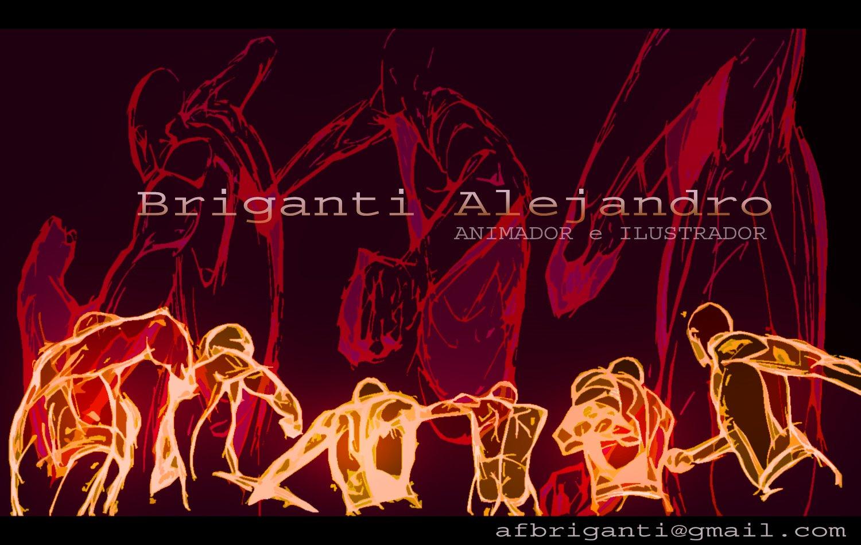 Briganti Alejandro Animador e Ilustrador