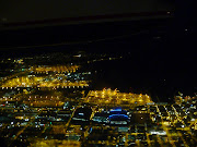 Flying into SeaTac before daylight