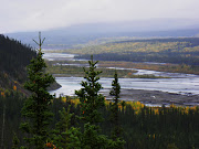 Kluane River valley