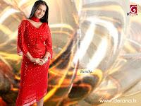 Sri Lankan Actress Chaturika Peris
