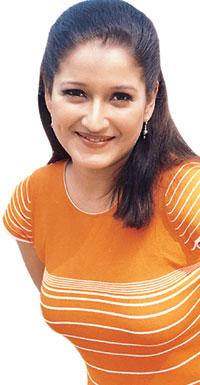 Tamil actress Laila