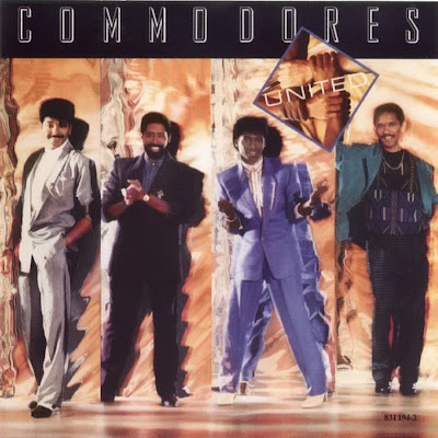 COMMODORES / 1986 / UNITED