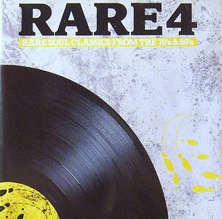 VARIOUS - Rare 4 (Rare Soul Classics from the 70s and 80s)