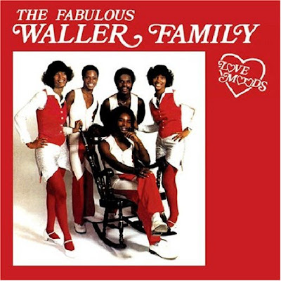 Fabulous Waller Family - Love Moods / 1980