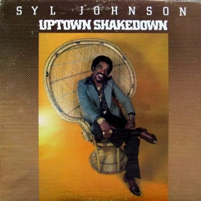 Cover Album of syl johnson - uptown shakedown 1979