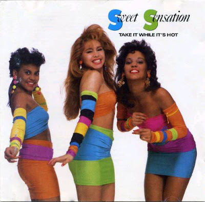 Sweet Sensation - Take It While It's Hot