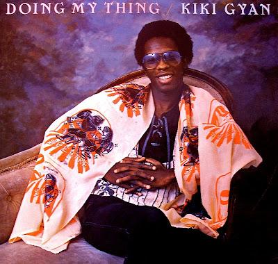 Kiki Gyan - Doing My Thing