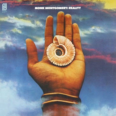 Monk Montgomery - Reality (1976)