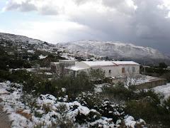 Το χωριό μας στα άσπρα!