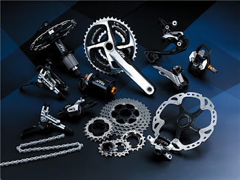 Shimano XTR available...