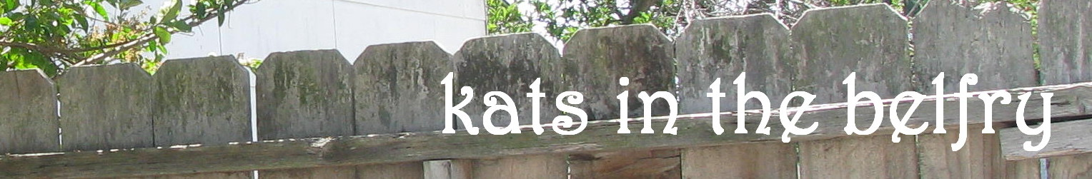 kats in the belfry