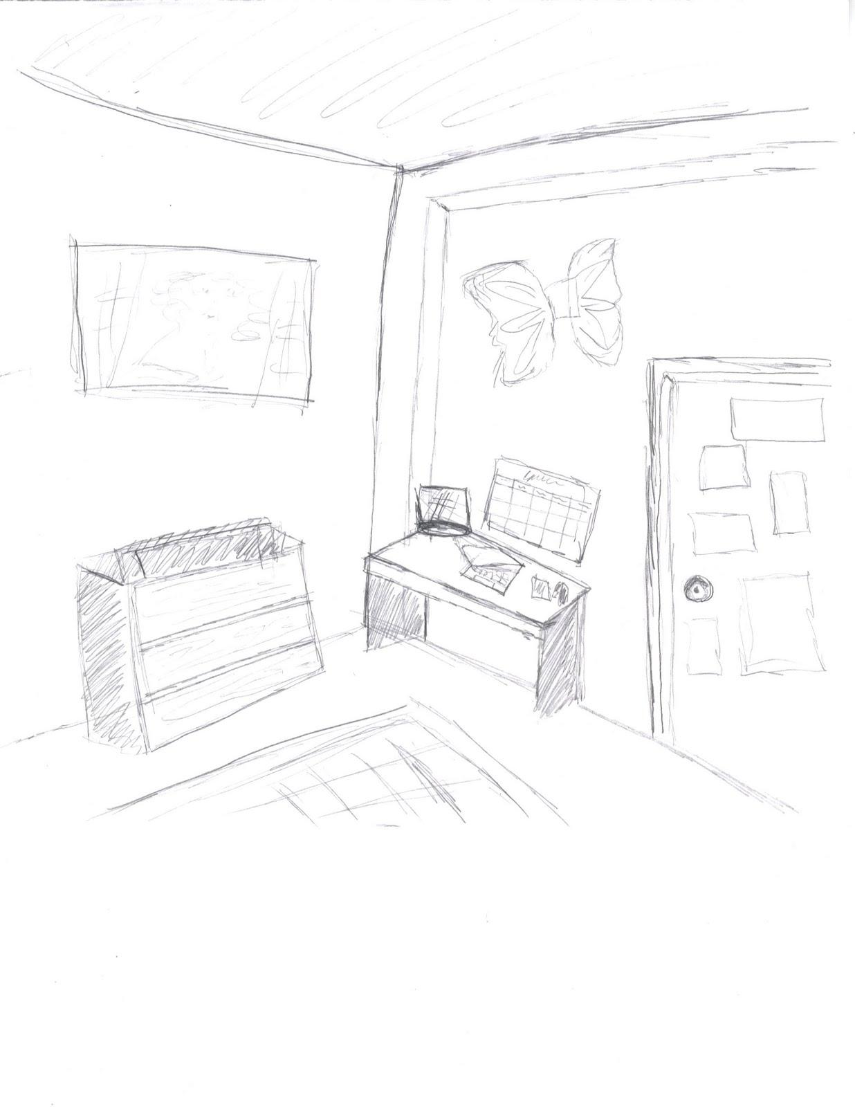 Paige 39 S Design Portfolio Corner Room