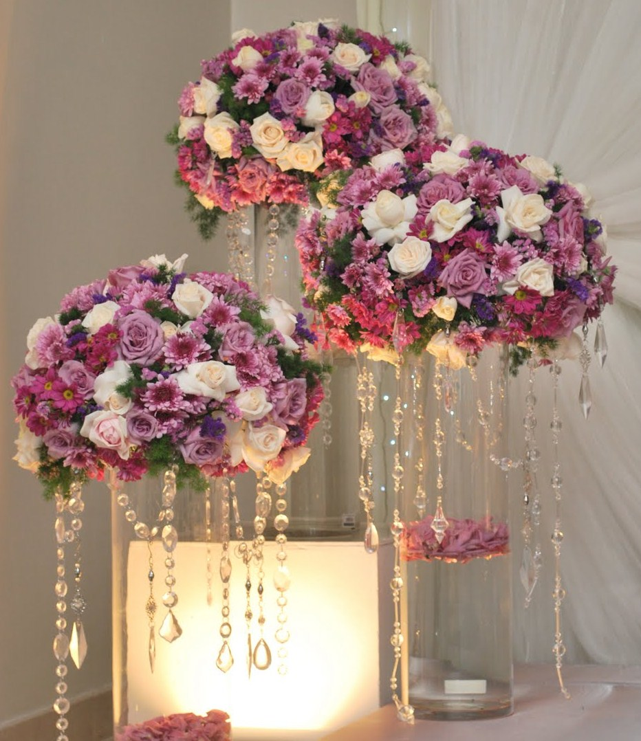 Wedding by zayraa wedding by zayraa promosi fresh flowers decoration for Decoration image