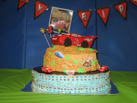 disney pixar cars cake design. Disney Pixar#39;s Cars: