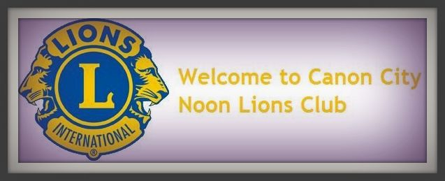 Cañon City Noon Lions Club