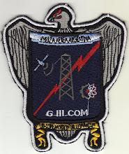 Distintivo del Grupo III de Comunicaciones (UA)
