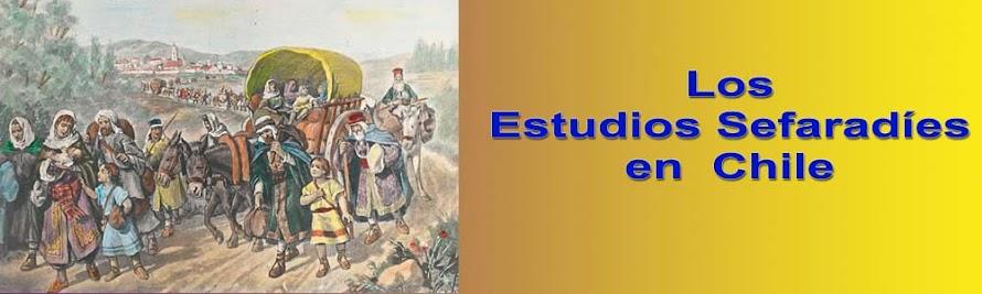 Los Estudios Sefaradíes en Chile